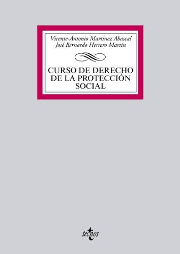 Descargar Libro Curso De Derecho De La Protección Social Vicente-antonio Martínez Abascal