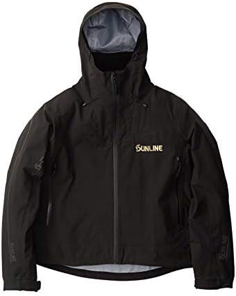 サンライン(SUNLINE) S-DRY 鮎ショートレインジャケット SUA-09202 ブラック L