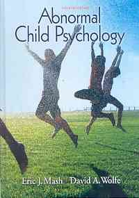 Pdf Free Download Abnormal Child Psychology Read Online By Eric J