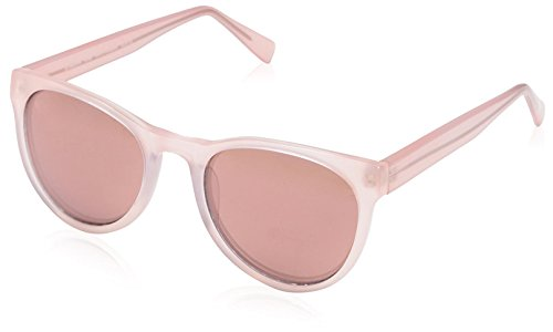 SOCIETY NEW YORK Women's Vintage Round Sunglasses, Rose, - New Sunglasses York Vintage