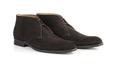 fa7a340e9d2 Bexley - Chaussures Ville Warwick - Homme - 46.5 Marron  Amazon.fr ...
