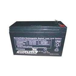 UltraTech UT1270 12V 7 Ah Sealed Lead Acid Alarm Battery UT-1270 by UltraTech Power Products