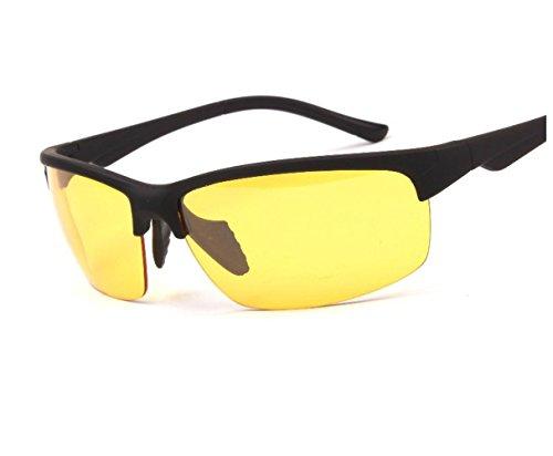 (Arctic Star Driving Night Vision Goggles, Anti-glare Polarized Driving Glasses, Fishing Glasses)