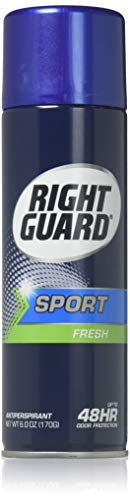 Right Guard Antiperspirant Spray, Sport Fresh 6 oz(Pack Of ()