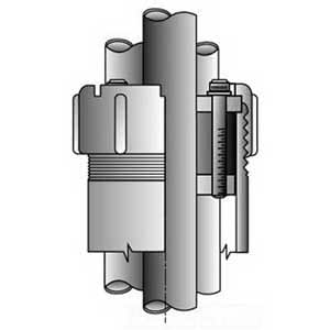 O Z Gedney Csbg 200p 1 Type Csbg One To Four Wires Conduit
