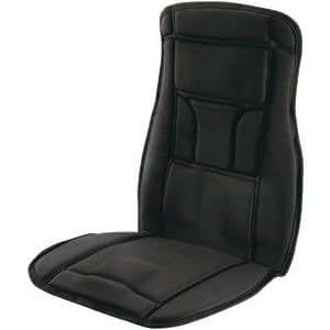 conair heated massaging seat cushion w 3 vibrating motors health personal care. Black Bedroom Furniture Sets. Home Design Ideas