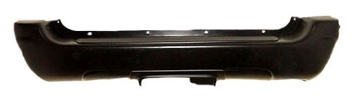 OE Replacement Jeep Cherokee/Wagoneer Rear Bumper Cover (Partslink Number CH1100196)