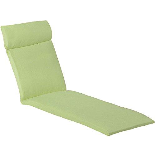 Hanover Orleans Chaise Lounge Chair Cushion Avocado Green ORLEANSCHSCUSH