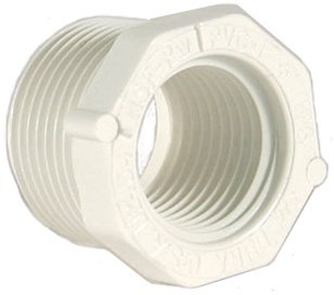 Schedule 40 PVC Reducer Bushing 1-1/2
