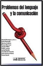 Book Problemas del lenguaje y la comunicacion