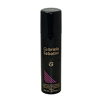 Gabriela Sabatini Perfumed Deodorant Spray 50 Oz150 Ml For Women