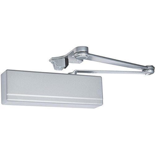Sargent Powerglide 351 Series Grade 1 Aluminum Door Closer - Heavy Duty  Hold Open With Parallel Arm And Compression Stop - 351 Cps En