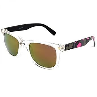 BEZLIT Polarisation Designer Sport Sonnenbrille Wayfarer Brillen Polbrille Sport 20378, Rahmenfarbe:Schwarz