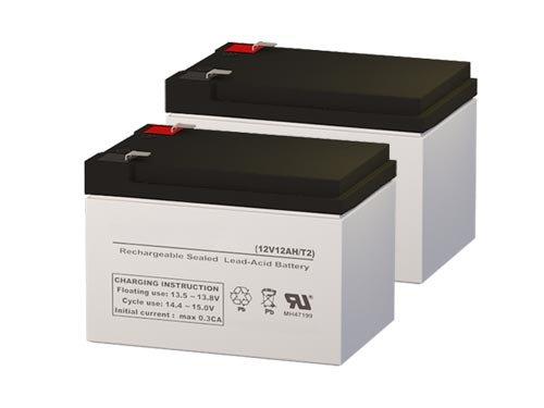APC BP1000 UPS Replacement Batteries - Set of 2