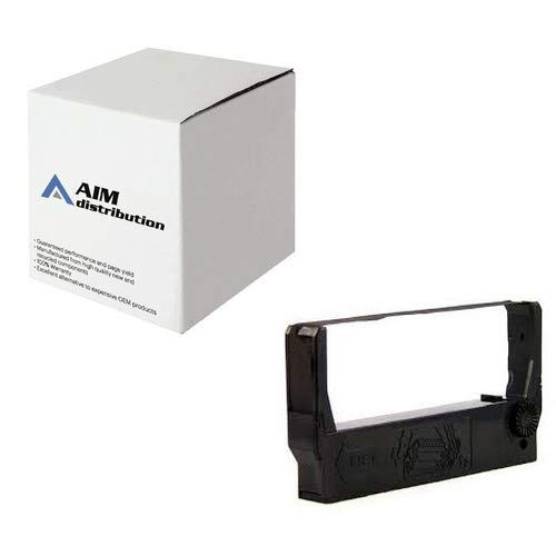 - AIM Compatible Replacement for R1717-US Black/Red P.O.S. Printer Ribbons - Compatible to ERC-23B/R - Generic