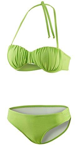 Beco–Bikini, copa C College 12Hawaii Ropa oliv od. hellgrün