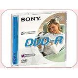 SONY DVD-R, 2.8GB, 8cm, 60min, Pack 5, handycam Mini DVD, DVD-R, 2,8 GB, 60 min