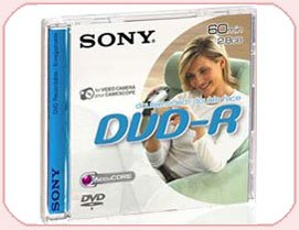 SONY DVD-R, 2.8GB, 8cm, 60min, Pack 5, handycam Mini  Amazon ... abdb6fb88d39