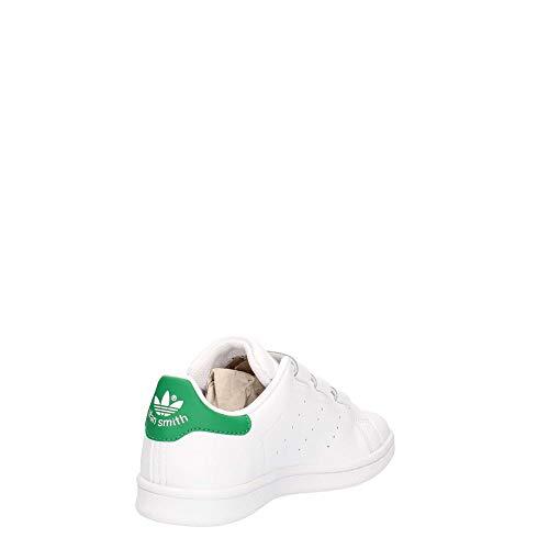 Smith verde Bambini Adidas C Stan Bianco Da Scarpe Unisex – Ginnastica Cf 5BBPfqRnz