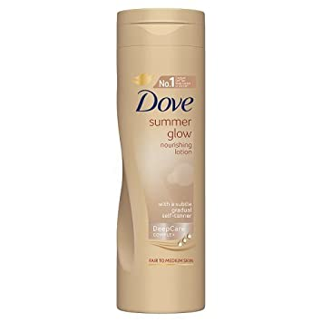Image result for dove summer glow