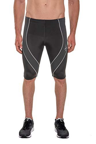 CW-X Men's Endurance Pro Shorts, Charcoal/Charcoal/Silver, Medium by CW-X (Image #10)