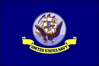 US Navy 2 x 3 Flag Review
