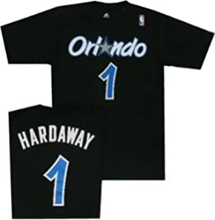 Orlando Magic Anfernee Penny Hardaway Throwback Adidas T Shirt