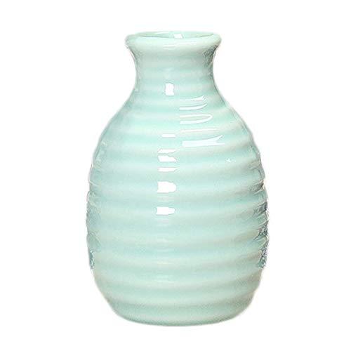 Terra Cotta Wall Clock - Vase, Yezijin European Profile Companion Diamond Modern Porcelain Vase Ceramic Fashion Flowerp (S)