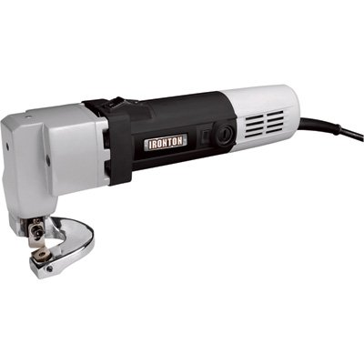 - Ironton 3.5 Amp, 14-Gauge Metal Shear