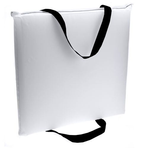 Onyx Cushion-Throw White Cloth White01, 3 pack