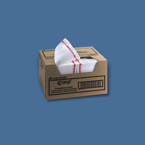 "Chicopee 8252 Chix 21"" Length, 13"" Width Medium-Duty Foodservice Towel"