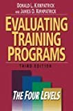 Evaluating Training Programs: The Four Levels