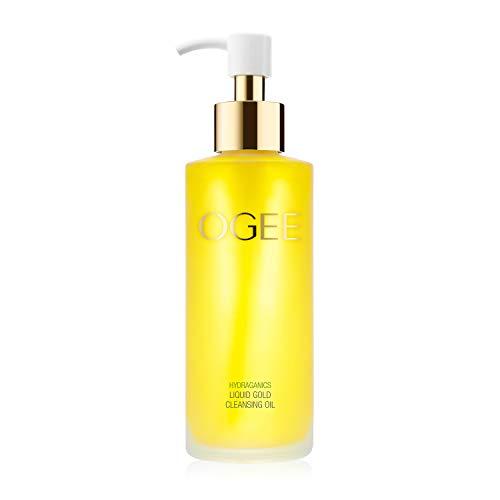 Free Emulsifier Gluten (Ogee Liquid Gold Cleansing Oil - Organic & Natural, Moisturizing, Makeup Removing Facial Oil Cleanser)