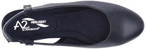 A2 Da Aerosoles Donna Track Pad Dress Pump Navy