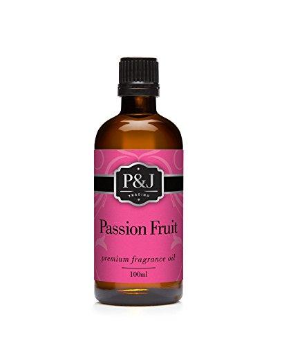 Passion Fragrance Oil - Passion Fruit Fragrance Oil - Premium Grade Scented Oil - 100ml/3.3oz