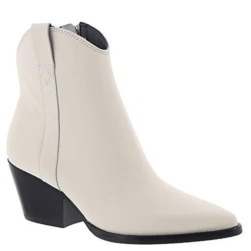 Dolce Vita Women's Serra Off-White Leather 8.5 M US