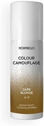 montibello colour camouflage 7-8-9 light blonde 125ml rubio ...