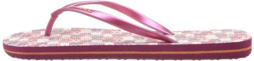 Martini Pink Womens Sandals O'neill Shoes Check Moya Thong 076F4qw