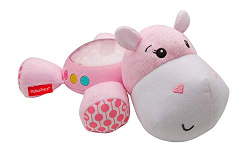 Fisher-Price Hippo Projection Soother [Amazon Exclusive]