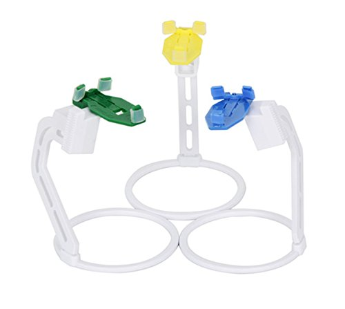 Ikakon Dental Digital X Ray Film Sensor Positioner Holder 1suit (3pcs/set)