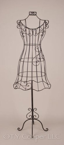 iron dress form - 5