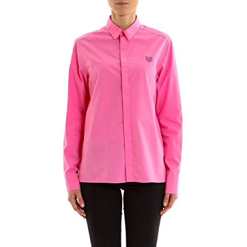 Kenzo F752ch0805aw3430 Camisa Mujer Algodon Rosa nOq8wfP
