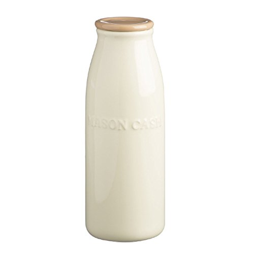 Mason Cash Milk Stoneware Carafe, 34-Fluid Ounces ()