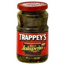 Whole Jalapenos (Trappeys Whole Jalapeno, 12 ounce -- 12 per case)