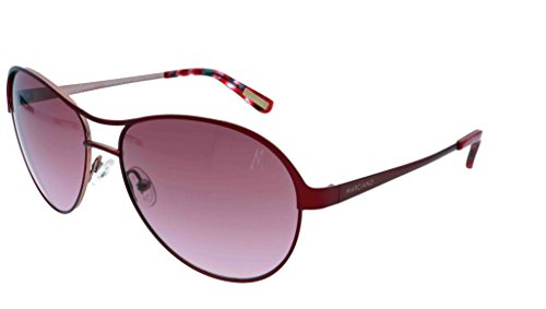 GUESS by MARCIANO GM 714 BUR-52 Ladies Designer Sunglasses + Case, Cloth + - Uk Guess Glasses