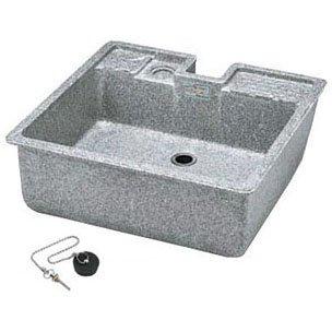 タキロンシーアイ デラックスタイプ(レジンコンクリート製研ぎ出し流し)450-D型 B009PZ9QEW