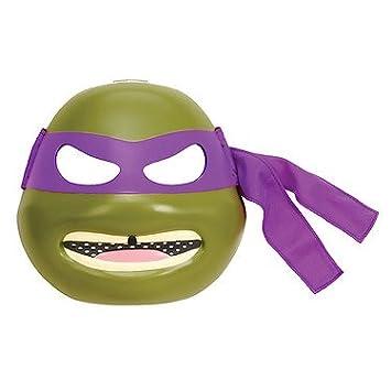 Tortugas Ninja - Máscara de Donatelo: Amazon.es: Juguetes y ...