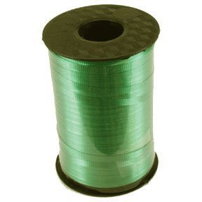 Green Curling Ribbon 500yds