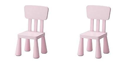 Incroyable Ikea Mammut Kids Childrenu0027s Chair (2, Light Pink)