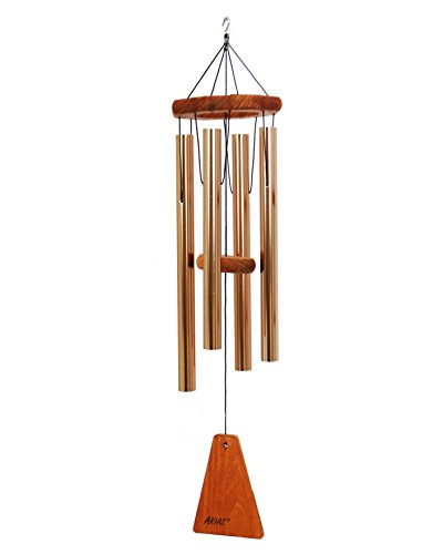 - Arias 24-inch Windchime - Bronze